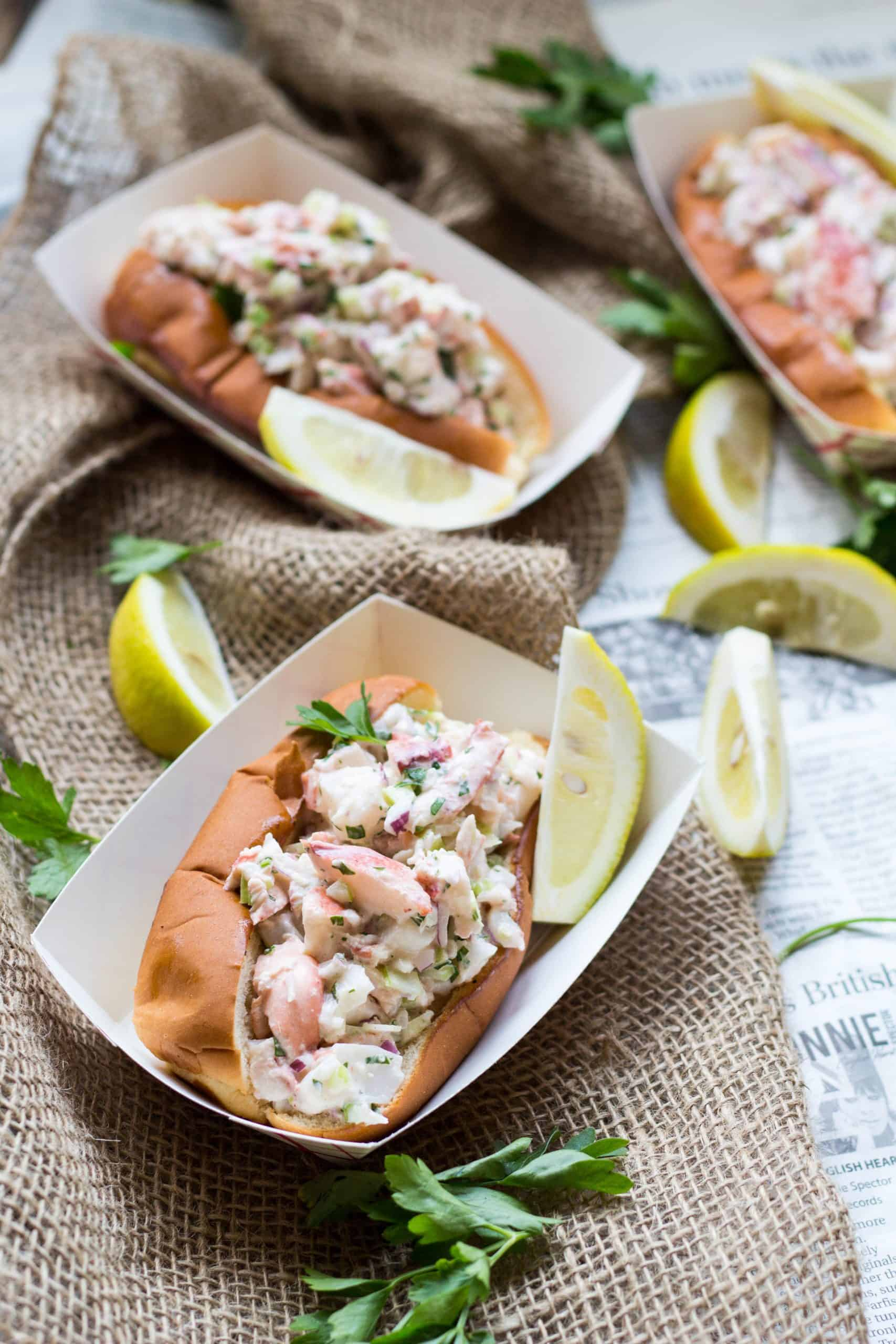 Cape May Lobster Rolls