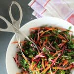 Detox(ish) Kale Salad