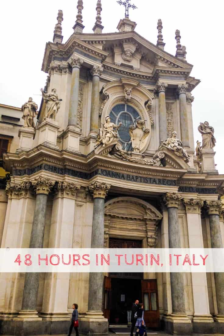 48 hours in Turin, Italy | Where to eat, drink and stay for a short trip to Turin, Italy! Ultimate Torino Travel Guide! Experience Torino like a local. #turin #torino #borolo #piedmont #Italy #travel #italian #Italia
