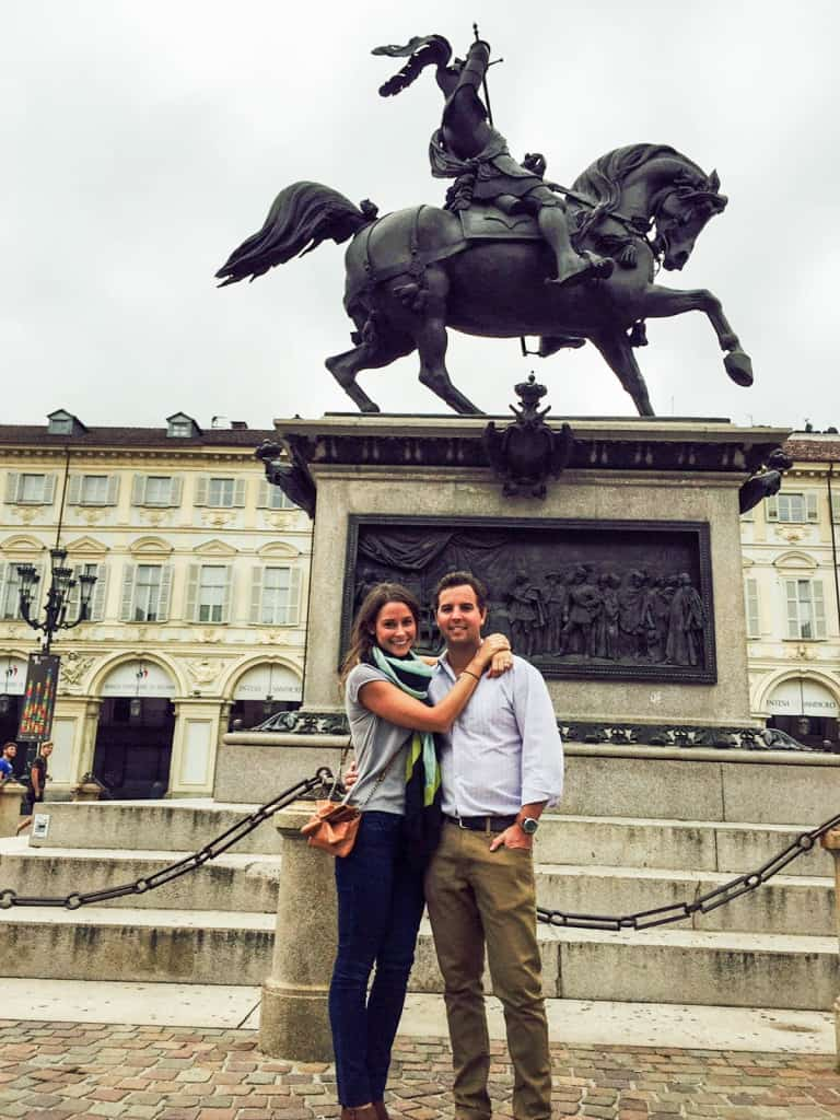 In Torino, Italy