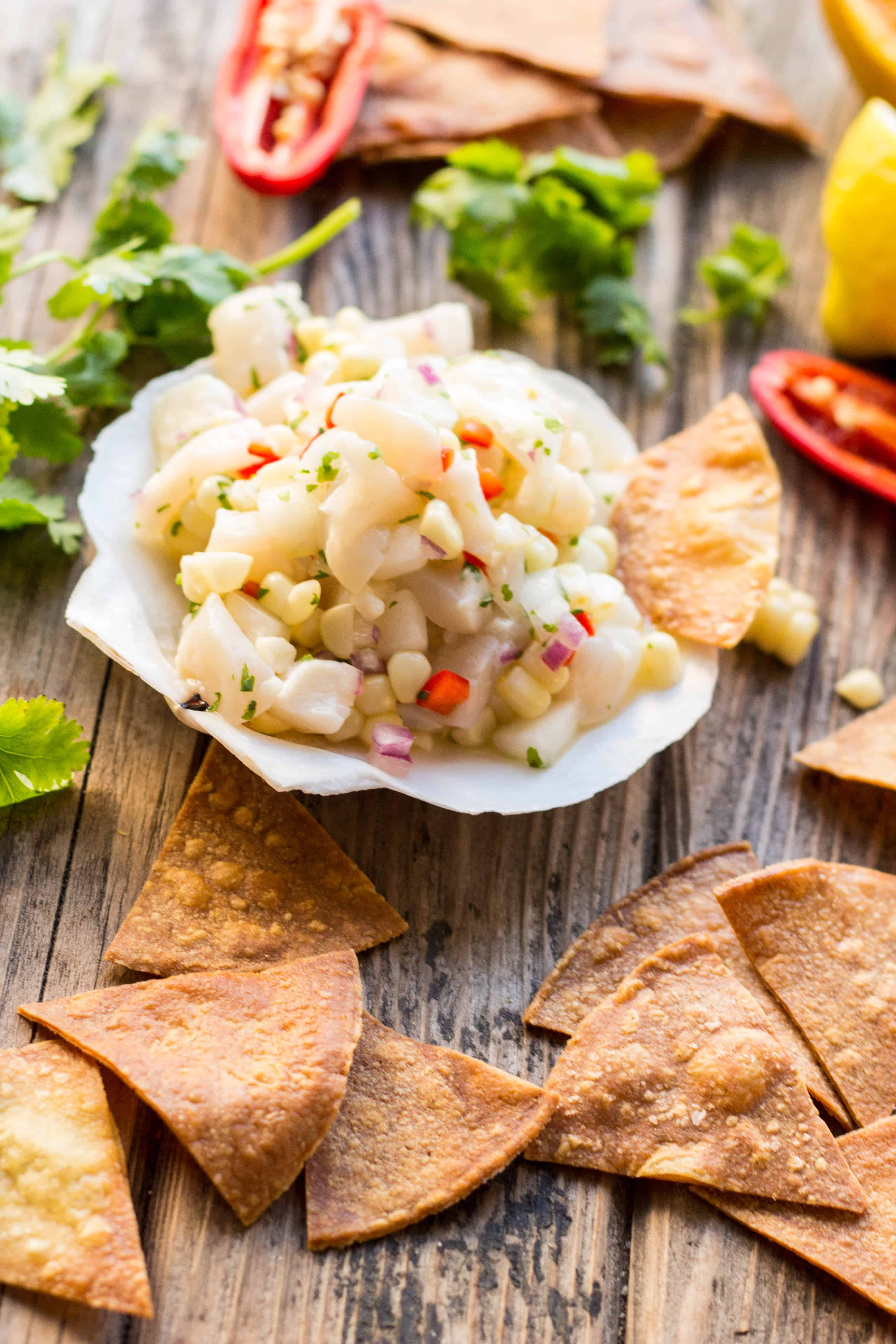Want more seafood recipes? Check out: Scallops with Pomegranate Bureau ...