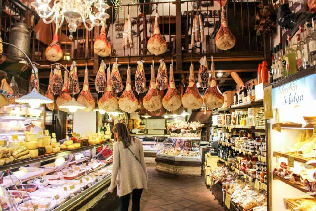 la baita, Bologna, Italy
