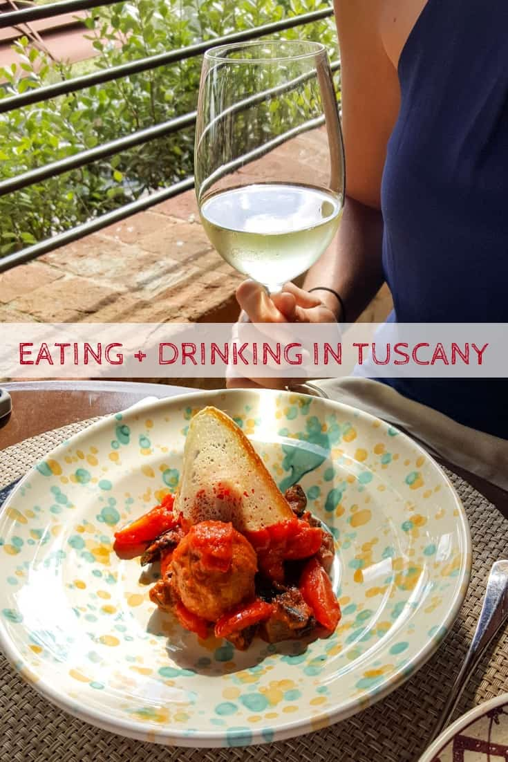 Wine tasting in Tuscany, Italy | Where to eat, drink and stay for a short stay in Tuscany, Italy! Ultimate Tuscan Travel Guide! San Gimignano, Sienna, agriturismo! #tuscany #Italy #wine #travel