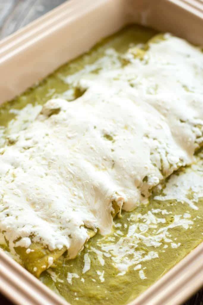 Enchiladas Suizas Recipe — Dishmaps