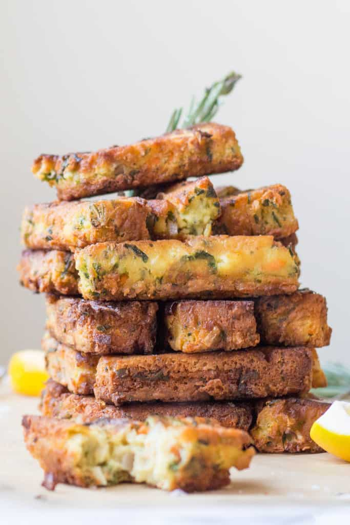 How to Make Panelle: Italian Chick Pea Fritters