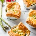 Spring Chicken Pot Pies + A Few Words on Failure