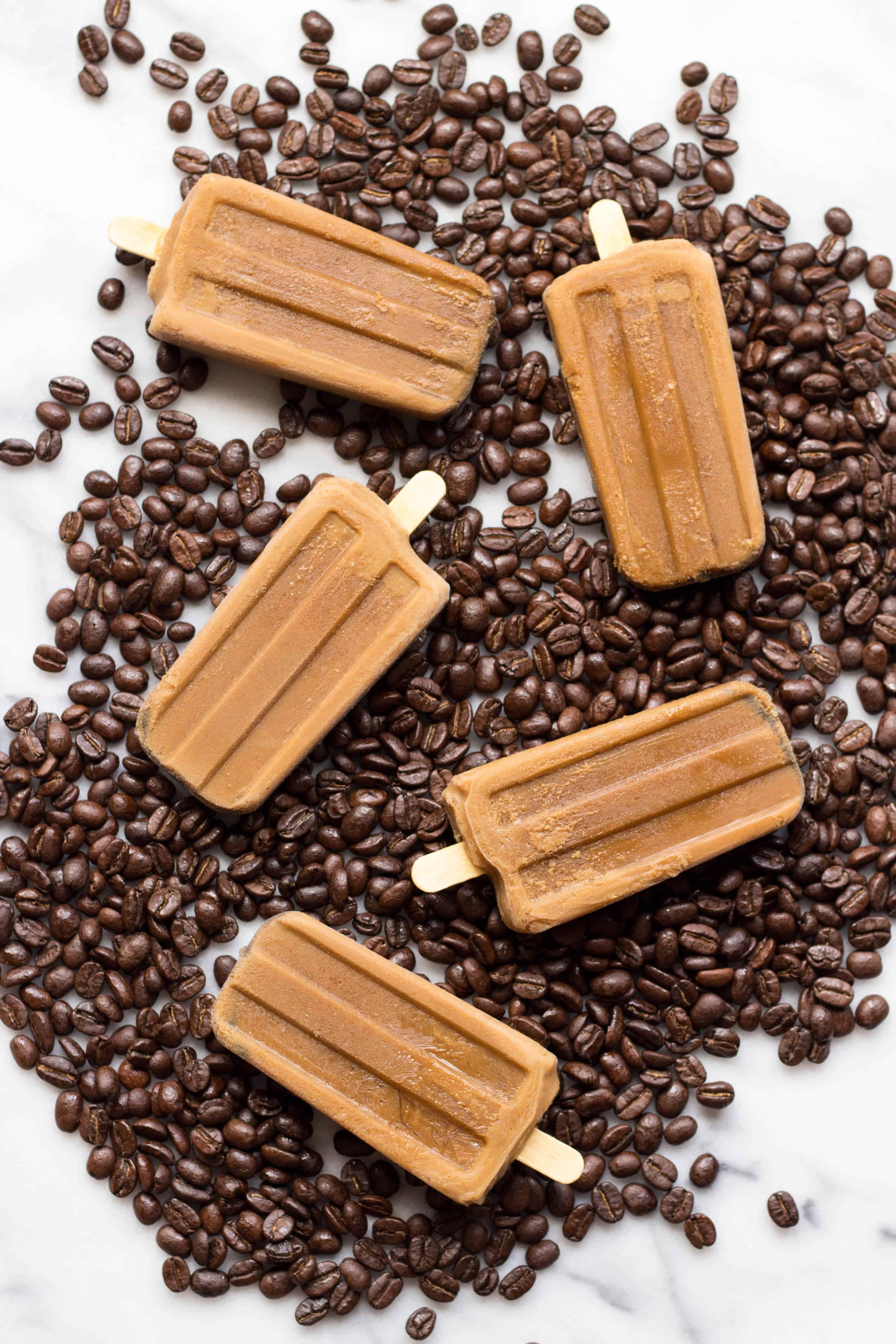 Vietnamese Coffee Popsicles | Coley Cooks...