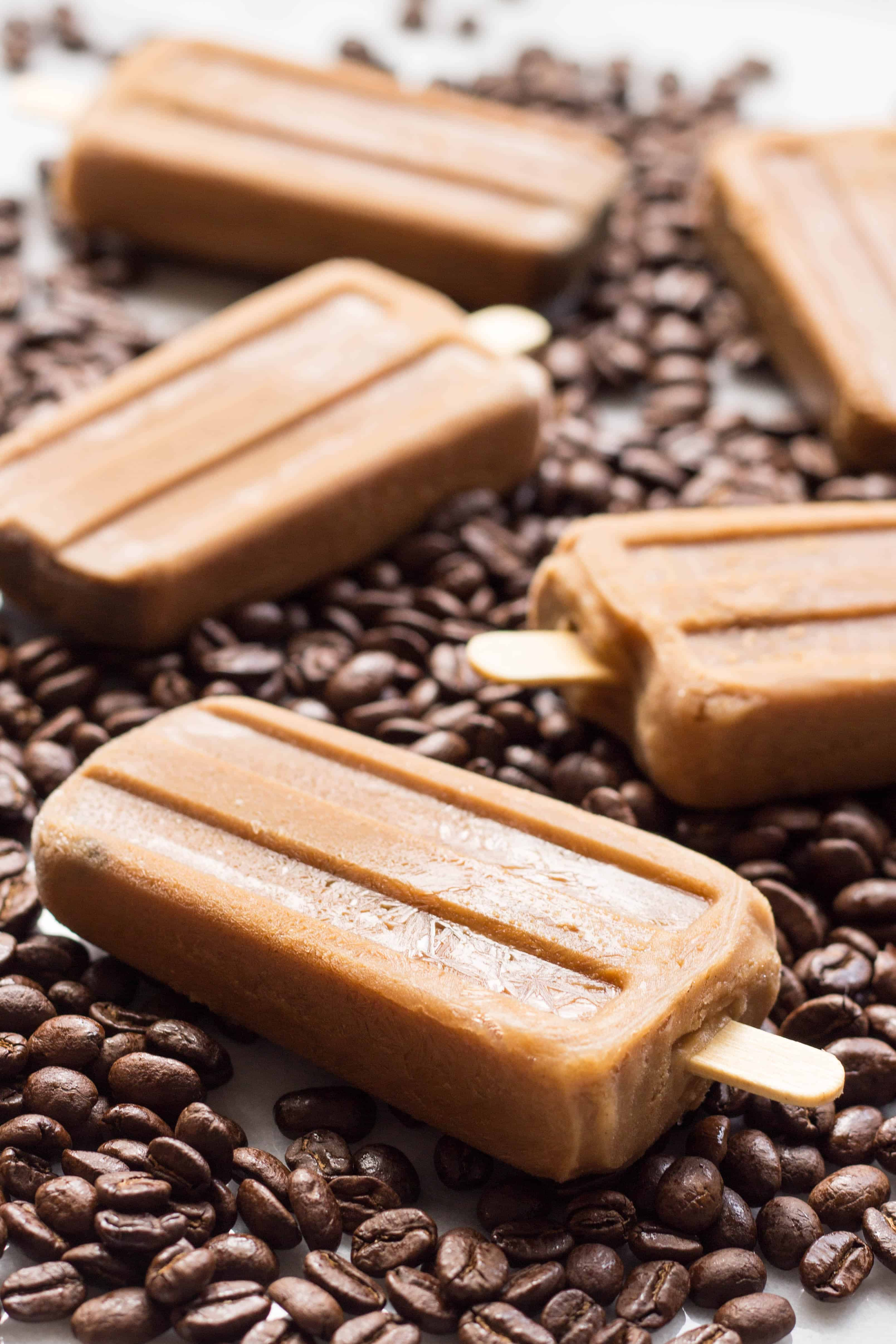 Vietnamese Coffee Popsicles | Coley Cooks...