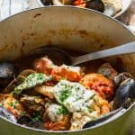 Cioppino with Barramundi (Video!)