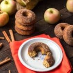 Apple Cider Baked Doughnuts