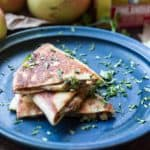 Apple Butter Quesadillas (Video!)