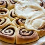 Easy Cinnamon Rolls (Video!)