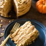 Pumpkin Tiramisu (Video!)