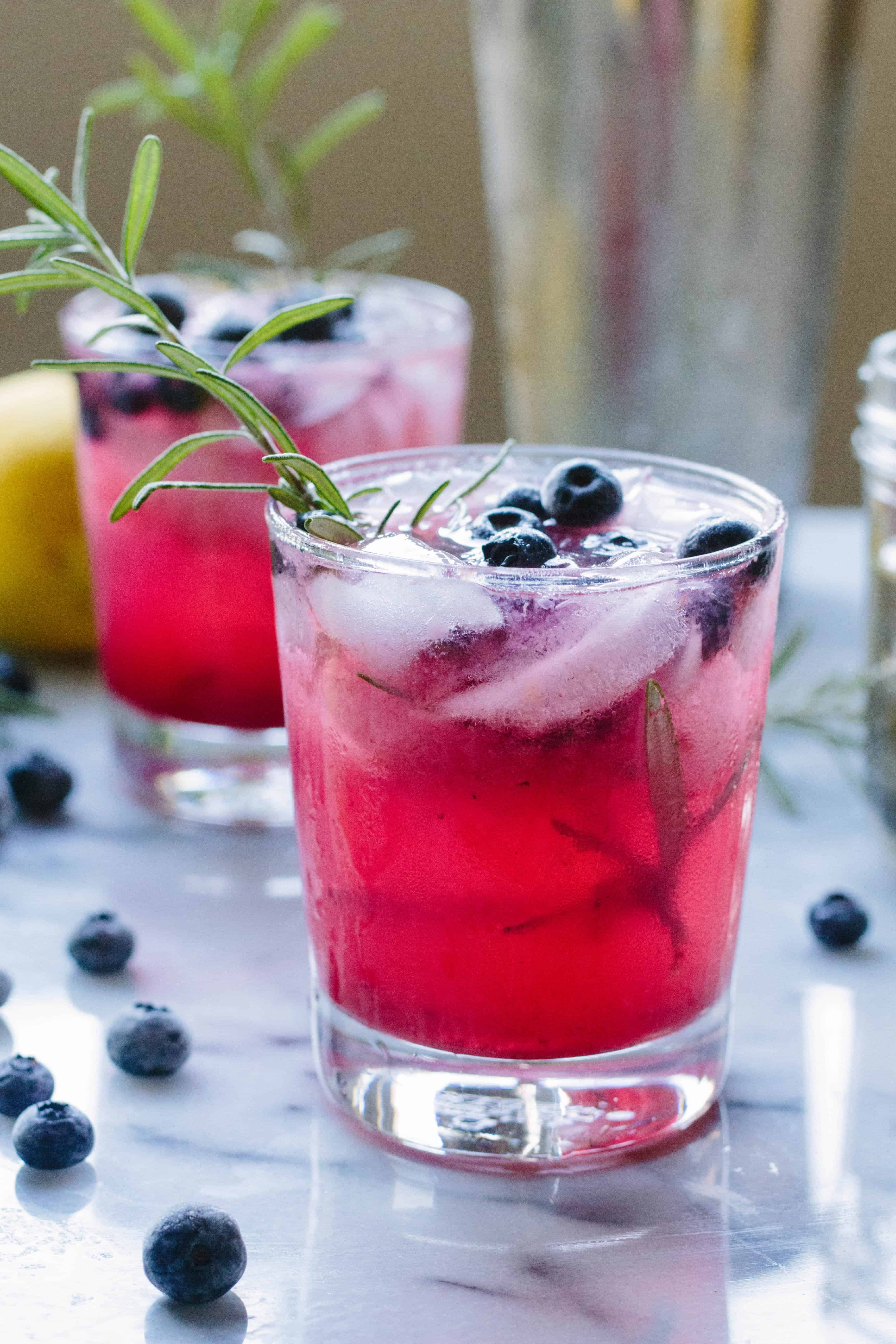 Blueberry alcoholic drinks for Italian cocktails with vodka